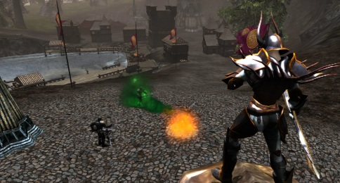 darkfall screen shot